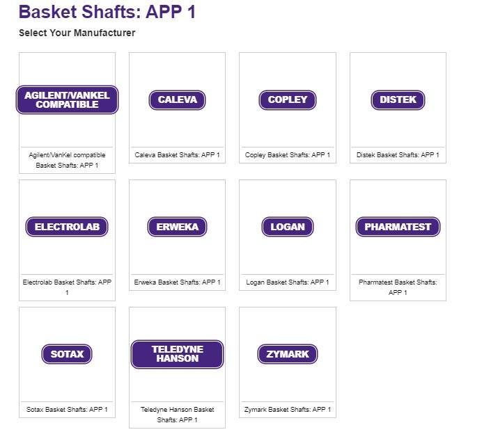 Basket Shafts:
